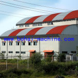 Bohai 914-750 Arch Roof Building Machine
