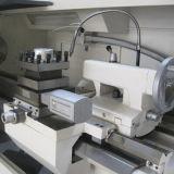 水平の金属は旋盤にかけるCNC機械価格(CK6140A)を