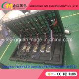 LED de publicidad comercial, los medios de comunicación al aire libre, pantalla LED, P8, USD520 / M2