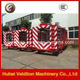 공장 판매 4X2 Sinotruk 6000L 물과 거품 유조선 소방차, 화재 싸움 트럭