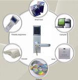 Calculador electrónico inteligente fechadura da porta da placa do sistema