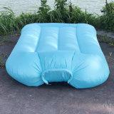 2017 Repaire du sac de couchage double canapé-lit de couchage gonflable gonflable