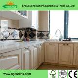 Hölzerne MDF-Küche-Schranktüren mit Rand-Streifenbildung (zhuv)