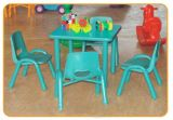 Tabla de silla de plástico de Kids&Et-Tc005