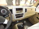 Sinotruk Gloednieuwe HOWO 6 Wheeler Mini Van Truck (120 PK)