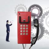 Teléfono de llamada Emergency de la punta al aire libre de la ayuda del teléfono Knzd-28 de la línea horizonte