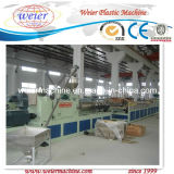 La madera-PVC WPC Panel de puerta de la máquina de extrusión (SJSZ-92/188)