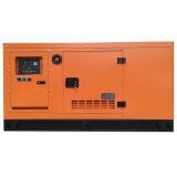 販売のための120kVA無声発電機- Lovolは動力を与えた