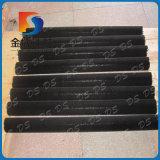 Schwarzer Nylonring-Zylinder-Pinsel für Reinigung