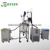 Reator de vidro Pyrex Distillation-Extraction