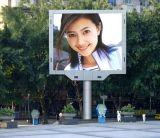 P6 Videoes HD Cores exteriores display LED para publicidade