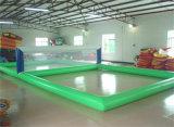 膨脹可能な浜膨脹可能な水バレーボールゲームの運動場の膨脹可能なおもちゃ