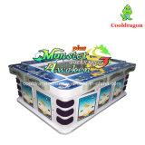 Muntstuk In werking gestelde OceaanKoning 3 het Ontspruiten van de Arcade de VideoMachine van het Spel van Vissen