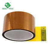 Polyimideの物質的な温度抵抗力がある金指の電気設備の粘着テープ
