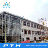 Kundenspezifisches niedrige Kosten-vorfabriziertes helles Stahlkonstruktion-Gebäude