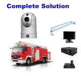 macchina fotografica del CCTV dello zoom 30X 2.0MP HD IR PTZ di 80m