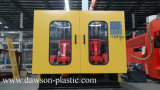 500ml HDPE/PE Phamarceutical Flaschen-Doppelt-Station-Strangpresßling-Blasformen-Maschine