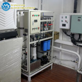 Trattamento delle acque della pianta del sistema del RO di osmosi d'inversione con trattamento preparatorio