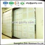 La suspension de l'aluminium en forme de faux plafond en métal avec la norme ISO9001
