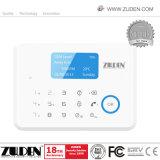 GSM van het Toetsenbord van de aanraking het Alarm van het Huis met GSM/AutoSchakelaar Telehone
