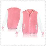 Custom мужчин хлопка худи бейсбола Varsity куртка в различных цветов