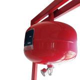 높은 비용 성과 FM200 온도 조종 자동적인 화재 삭제 시스템