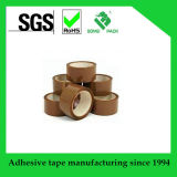 Cinta pegajosa del embalaje del claro BOPP de la pulgada de la marca de fábrica adhesiva de acrílico 3