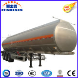 40, 000L Tri-Axle réservoir aluminium remorque