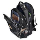 GESCHSAFTSREISE-Laptop-Rucksack der Qualitäts-Mann-840d Nylon