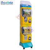 De Automaat van Gashapon van de capsule/De Automaat van de Bal van het Suikergoed/De Muntstuk In werking gestelde Machine van het Spel