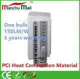 iluminación al aire libre material de la MAZORCA LED de la conducción de calor del PCI de 90W-150W IP67