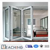 Qualitäts-AluminiumBifold Glasfenster-faltendes Fenster