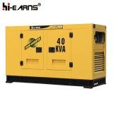 Water-Cooled тепловозная сень комплекта генератора молчком (GF2-40KW)