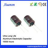 Elektrolytische Met lange levensuur van de Condensator van de hoogspanning 450V