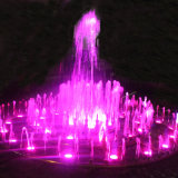 Fenlinの庭の噴水2mのステンレス鋼音楽噴水