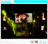 P3.9 video parete dell'interno 500*500mm dell'affitto LED