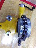 Halter des Rohr-6inch mit reizbarem Griff (H402)