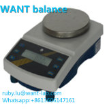 Balanza electrónica con el puerto de impresora
