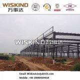 Construção de aço da alta qualidade de Wiskind para o escritório e a construção de edifício