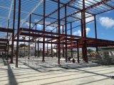 Venta caliente de metal barato naves de almacenamiento de la estructura de acero
