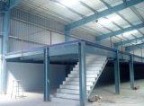 Edificio prefabricado de la estructura de acero para el recurso del almacenaje del uno mismo