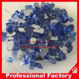 Azzurro di vetro di Cabalt del fuoco del pozzo del posto di vetro Tempered riflettente del fuoco