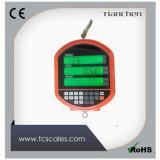 Batterie rechargeable arrêtant l'échelle électronique d'évaluation
