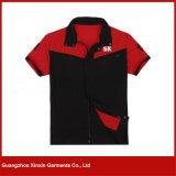 夏(W268)の顧客用短い袖の働くワイシャツ