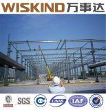 Estructura de acero de Weided para el edificio Structure-11
