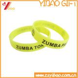 Bracelet promotionnel de silicones d'impression de mode (YB-LY-WR-50)