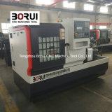 tour de précision horizontale de haute qualité CNC CK6140 Spécification de la machine