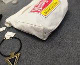 Tela personalizada durável Sacola de Compras promocionais de algodão Saco de Praia Saco de compras com cabos longos 2018