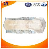 Tovagliolo sanitario del cotone poco costoso all'ingrosso per uso lungo di notte