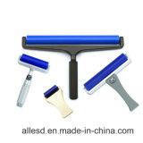 Rullo viscoso del silicone del locale senza polvere del dispositivo di rimozione del lint per funzionamento industriale